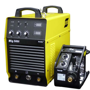 Buddy™ Mig 500i Buddy™ Feed 402 Rugged & Reliable Package